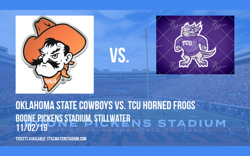 PARKING: Oklahoma State Cowboys vs. TCU Horned Frogs at Boone Pickens Stadium