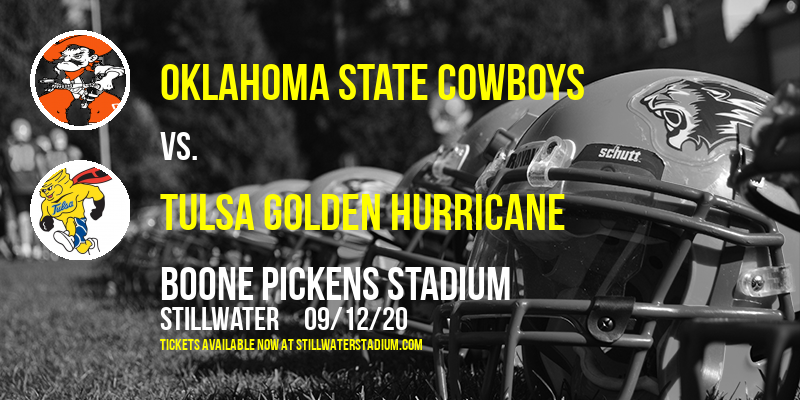 Oklahoma State Cowboys vs. Tulsa Golden Hurricane at Boone Pickens Stadium