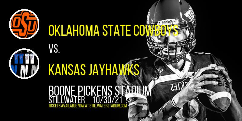 Oklahoma State Cowboys vs. Kansas Jayhawks at Boone Pickens Stadium